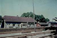 Fårup station 1965
